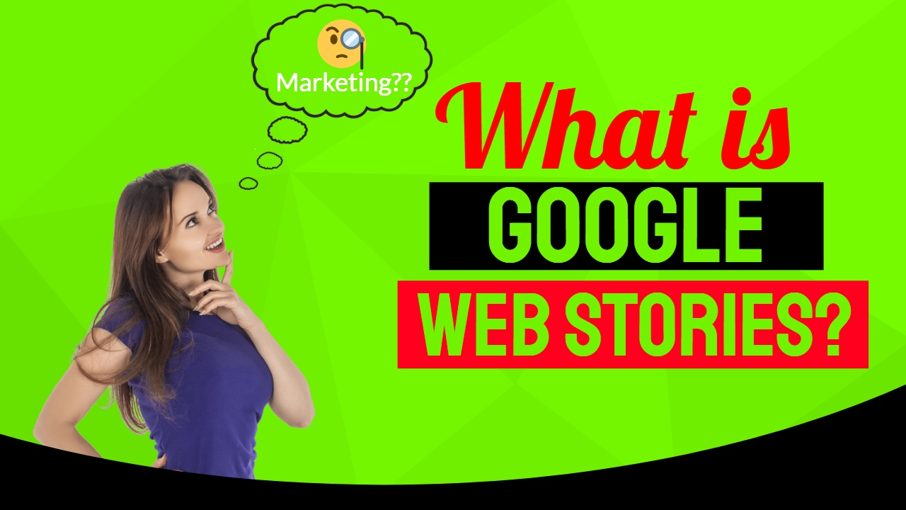 what is google web stories