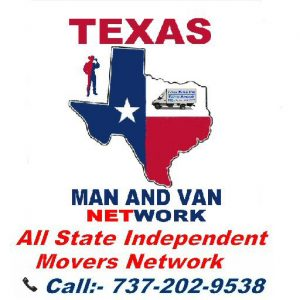 texas man & van