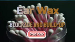 ear wax blockage